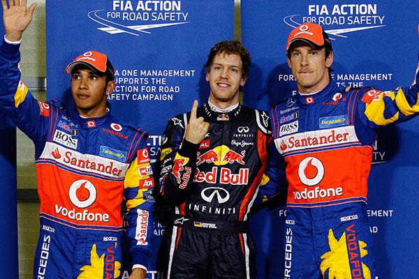 Rekordot jelentő pole pozíció Abu Dhabiban