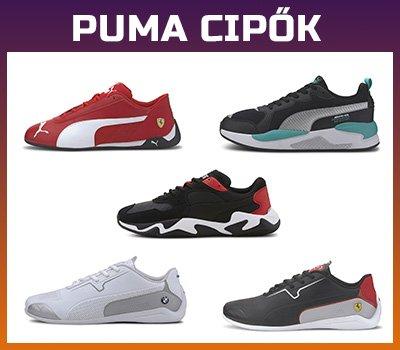 Puma Motorsport cipők a Forma 1-ről