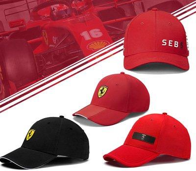 Ferrari sapkák birodalma