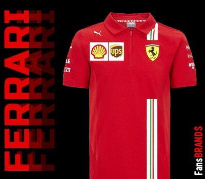 Ferrari csapat póló
