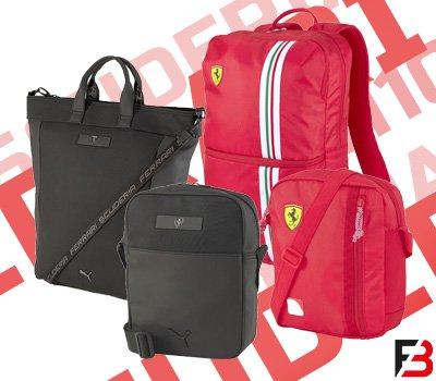 Ferrari táska kínálat a FansBRANDS-nél