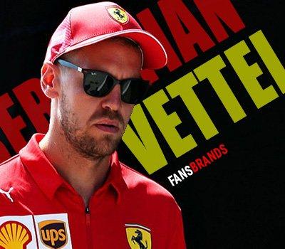 Sebastian Vettel termékek