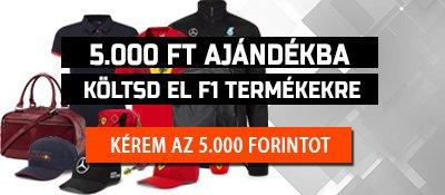 5000 forint ajándékba