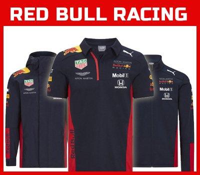 Red Bull Racing csapat termékek