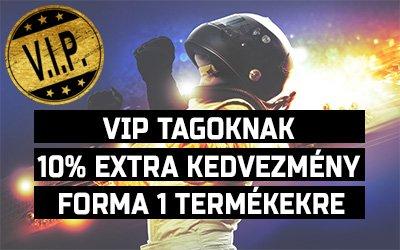 Forma 1 VIP Tagság a FansBRANDS-től